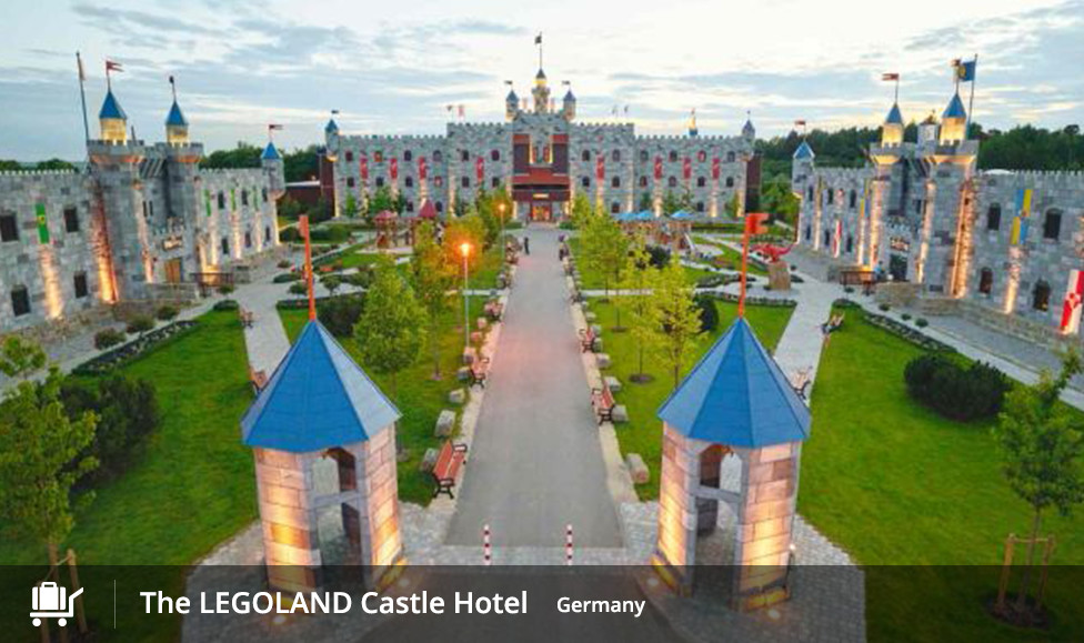 Legoland Castle Hotels