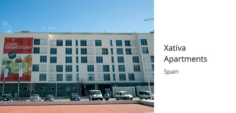 Xativa Apartments