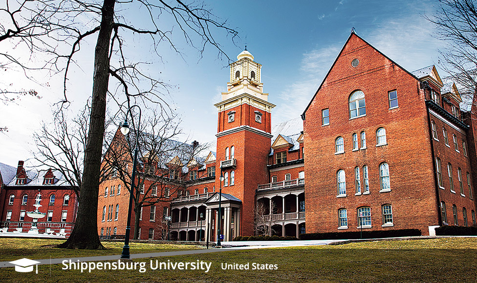 Shippensburg University United States