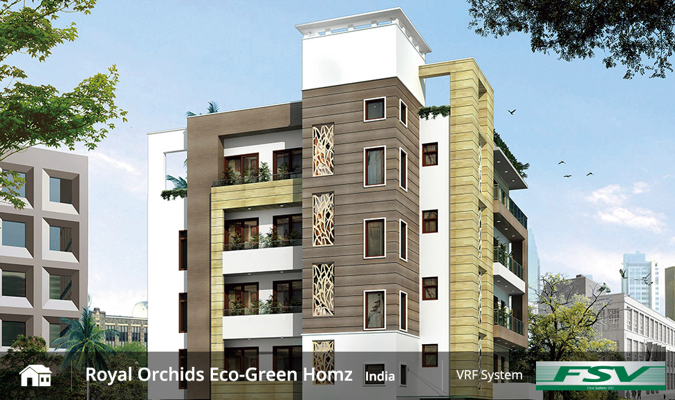Royal Orchids Eco-Green Homz India