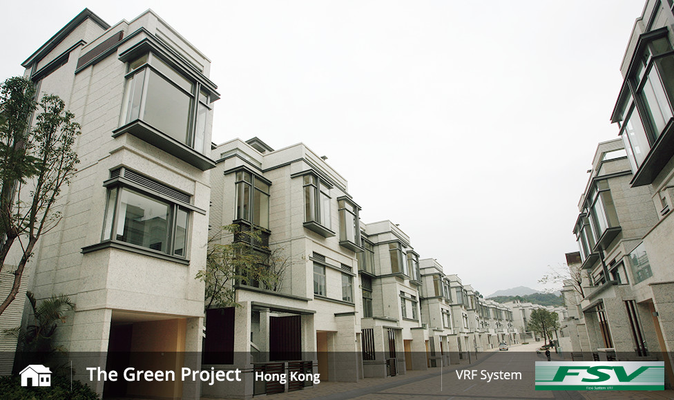 The Green Project Hong Kong