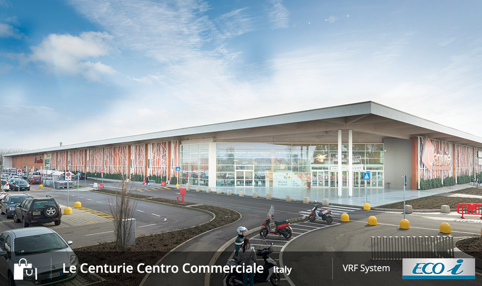 Le Centurie Centro Commerciale Italy