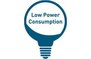 LowPower Consumption