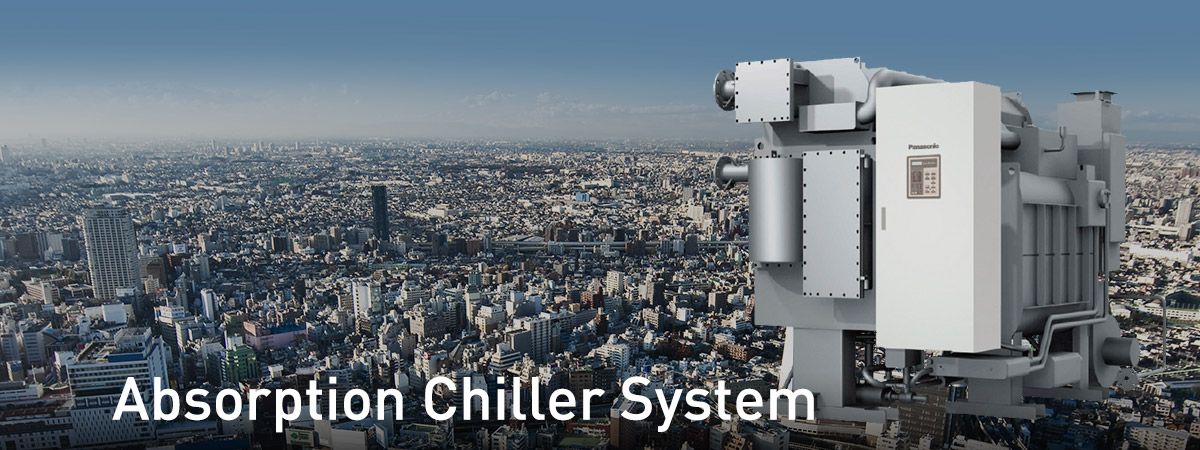 Absorption Chiller System