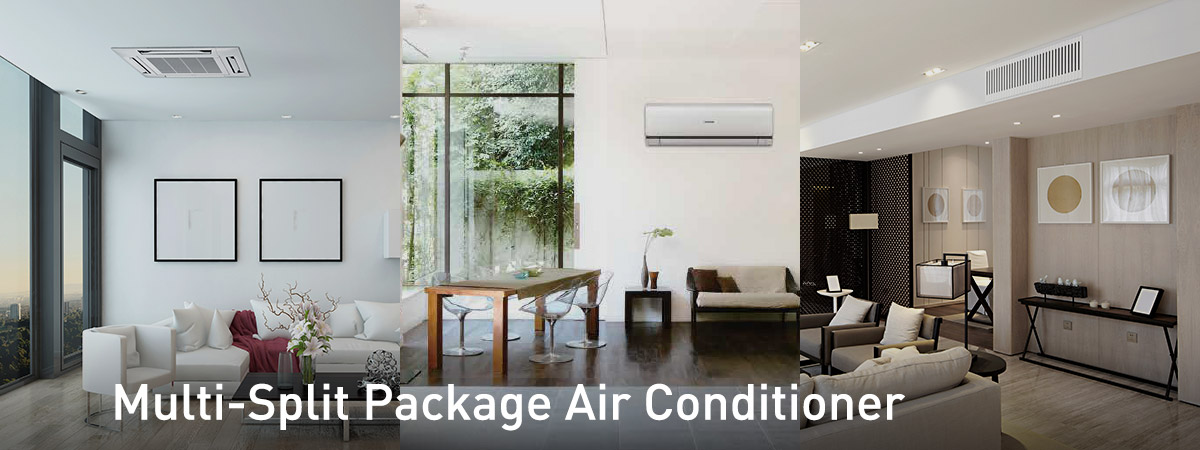 Multi-Split Packaged Air Conditioner