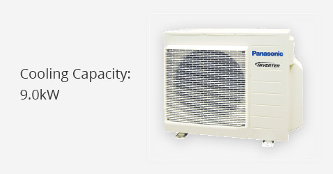 Cooling Capacity: 9.0kW