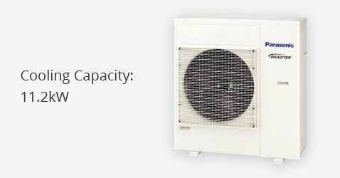 Cooling Capacity: 11.2kW