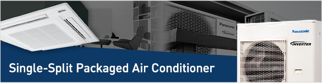 Single Split Packaged Air Conditioner