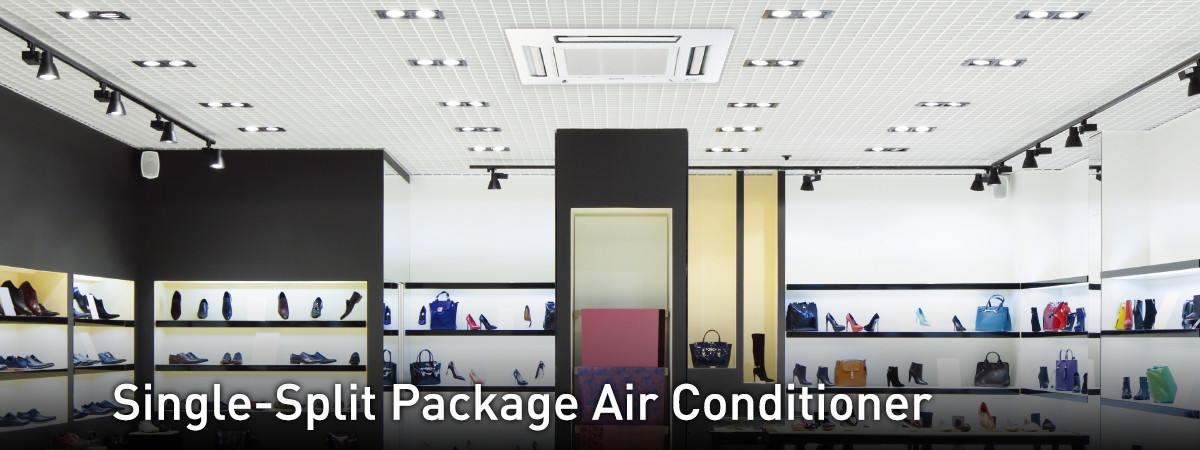 Single-Split Packaged Air Conditioner