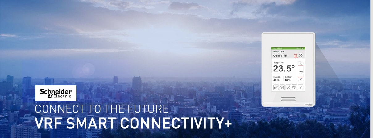 VRF SMART CONNECTIVITY+