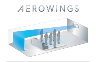 Aerowings air flow diagram