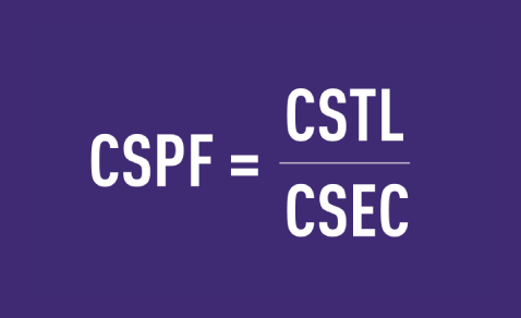 CSPF formula equation