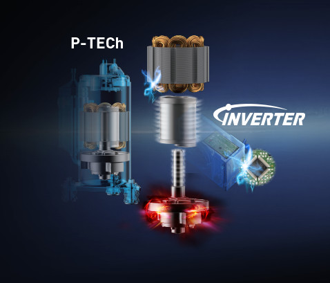 P-TECh – THE POWER BEHIND FAST COOLING