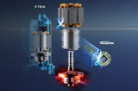 P-tech and Inverter