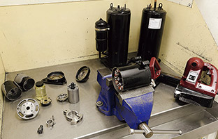 Compressor Reliability Test Image