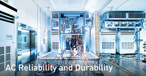 AC Reliability and Durability