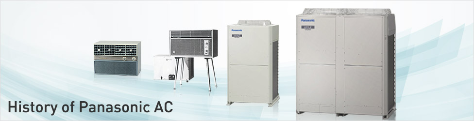 History of Panasonic AC
