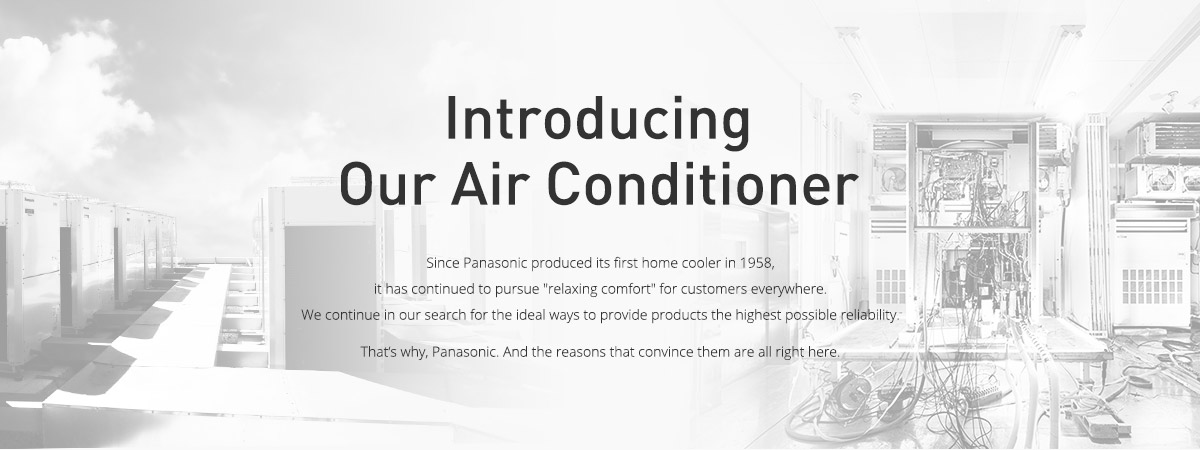Introducing Our Air Conditioner