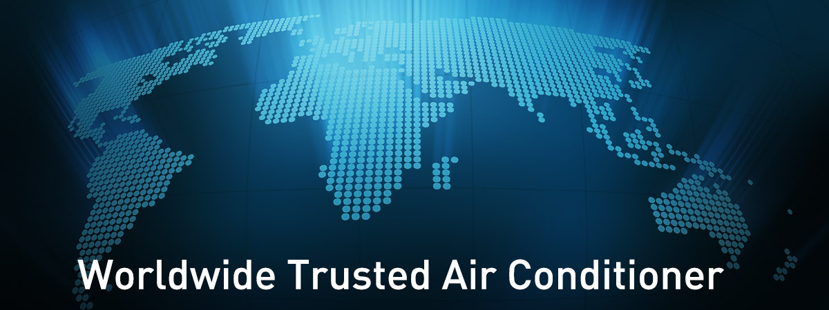 Worldwide trusted Air Conditioner