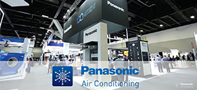 Panasonic Air Conditioning | ARBS Expo 2018 Highlights